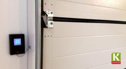 Einbruchschutz für Garagentore